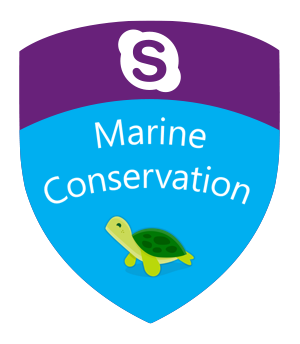 Teaching Marine Conservation via Skype
